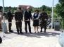 2008. 05. 29. - Békefenntartók Emlékműve a Pákozdi Katonai Emlékhelyen