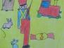 Az Ólomkatona - nemzetközi gyermekrajz pályázat (összes pályamű)