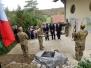 Hol sírjaik domborulnak… Visintinben emlékeztek magyarok, fehérváriak a Nagy Háború elesettjeire